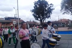 Banda Marcial - Lucha contra el Cáncer 2018