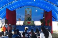 Eucaristía por fondos China