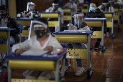 Retorno Educativo Liceo Lunita de Chía Alternancia 2021
