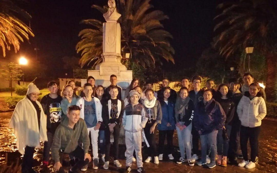 Exitosa participación en el Festival de Astronomía de Villa de Leiva