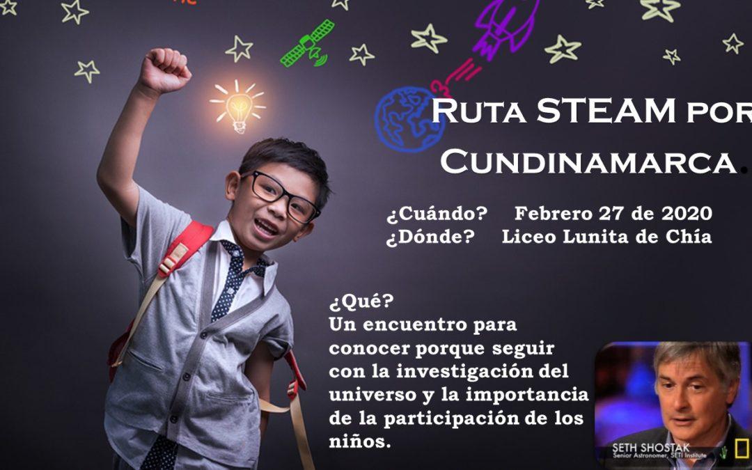 """EL LICEO LUNITA realiza esta semana el primer """"Corredor Científico de la Sabana"""""""